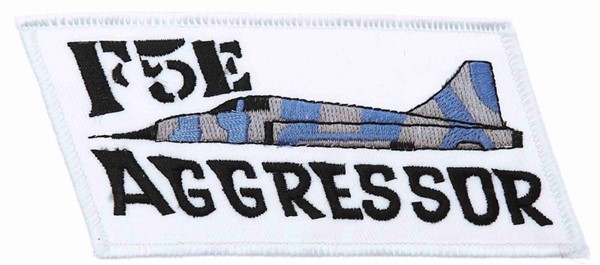 Photo de Tiger F5E Aggressor Patch