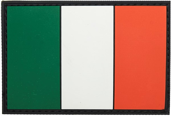 Picture of Irland Flagge PVC Rubber Patch