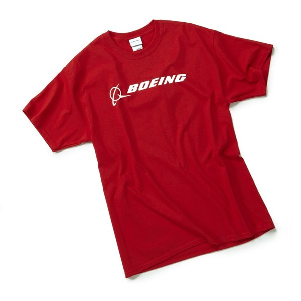 Picture of Boeing T-Shirt rot
