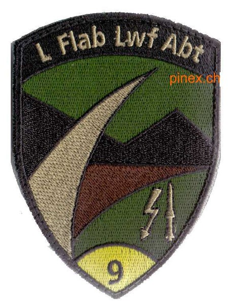 Photo de Badge de troupes de défense contre avions
