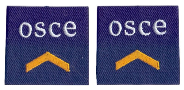 Picture of OSCE Shoulder Ranks Corporal