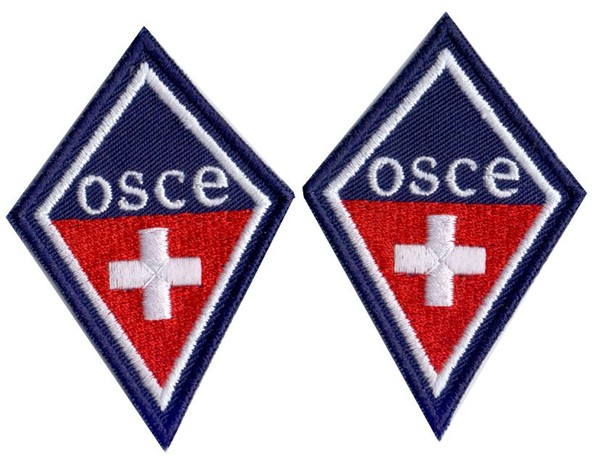 Photo de Insigne OSCE Organisation