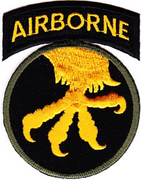 "Picture of 17th Airborne Division WWII ""Thunder from Heaven"""