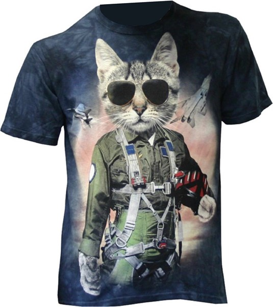 Photo de F14 Tomcat Pilot T-Shirt amusant