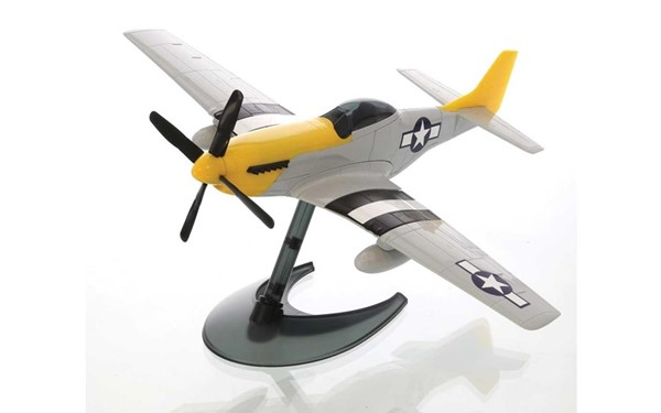 Picture of Airfix P-51 Mustang Bausteine Modellbausatz
