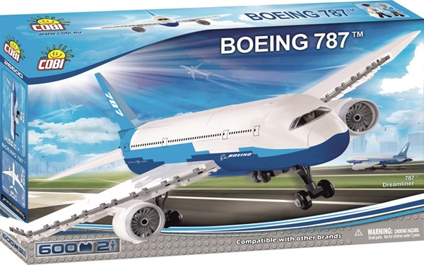 Photo de Cobi Boeing 787 Dreamliner Baustein Set