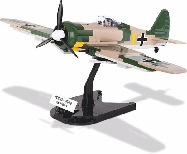 Photo de Cobi Focke-Wulf FW-190 WWII Baustein Set