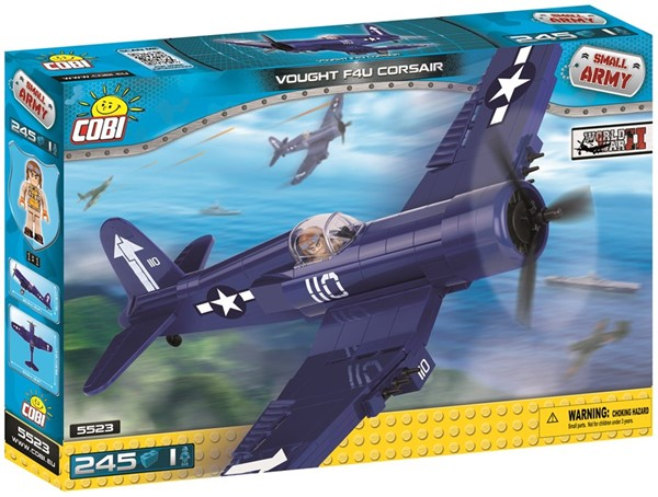 Picture of Corsair F4U Bausatz WWII Baustein Set