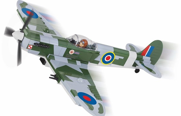 Photo de Cobi Spitfire MK V-B WWII Baustein Set
