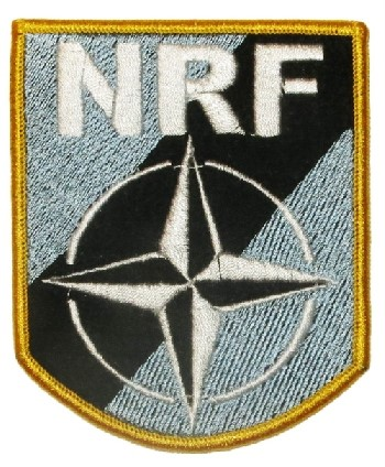 Photo de NRF Nato Response Force Abzeichen Russland