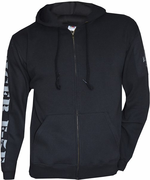 Photo de Tiger F5E Zip Pullover bedruckt