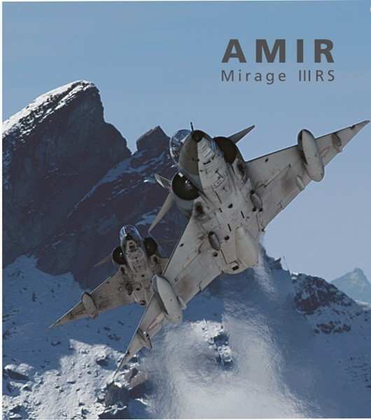 Photo de AMIR Mirage IIIRS Buch