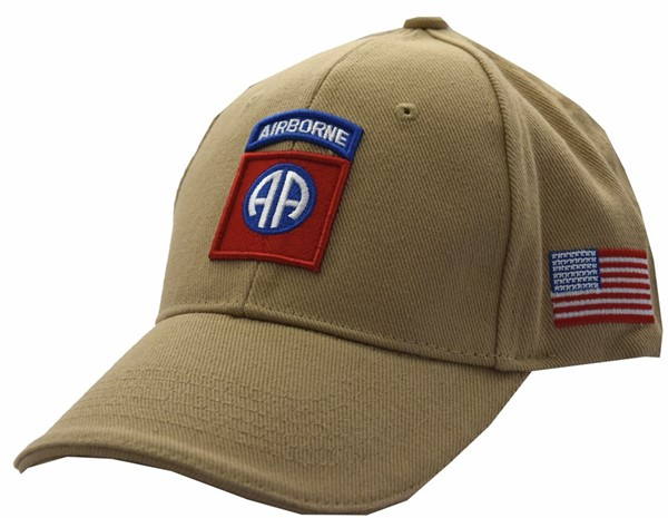 Photo de Casquette 82nd Airborne Division