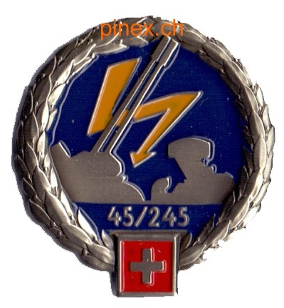 Photo de Flab Schule 45 / 245  Béret Emblem