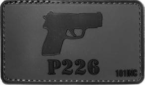 Photo de P226 Pistole PVC Rubber Patch