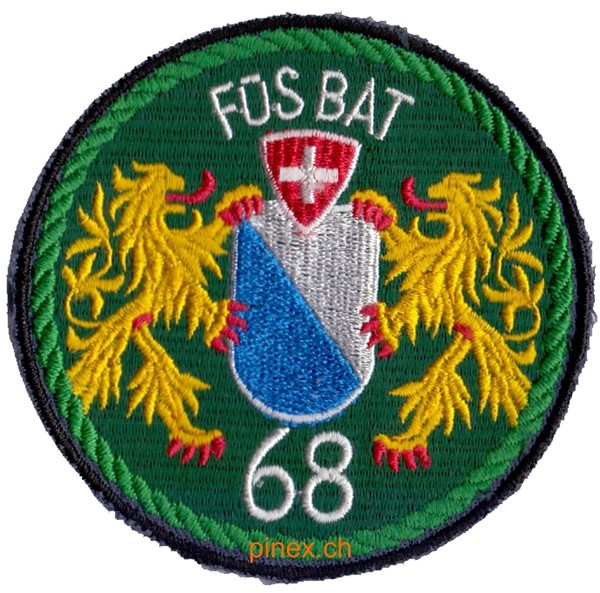 Photo de Füs Bat 68  Rand grün
