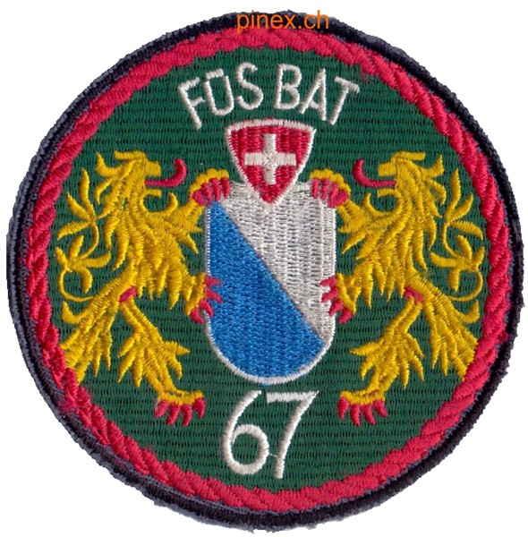 Photo de Füs Bat 67  rot