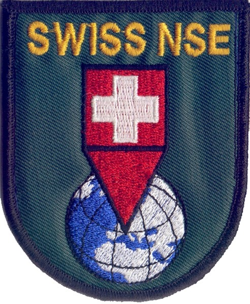 Photo de Swisscoy SWISS NSE Badge Armée suisse avec Velcro