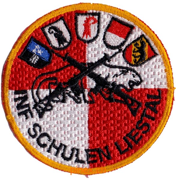 Photo de Badge der Infanterie Schulen Liestal