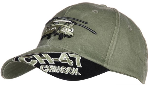 Picture of Chinook CH-47 Helikopter Mütze Cap