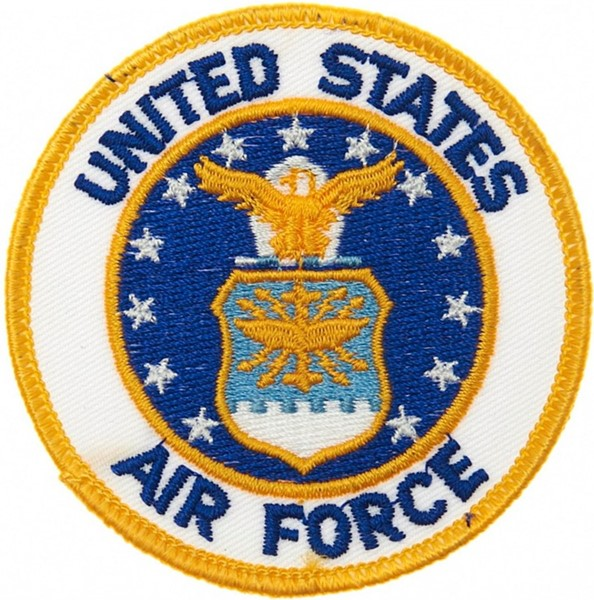 Picture of United States Air Force Emblem Abzeichen