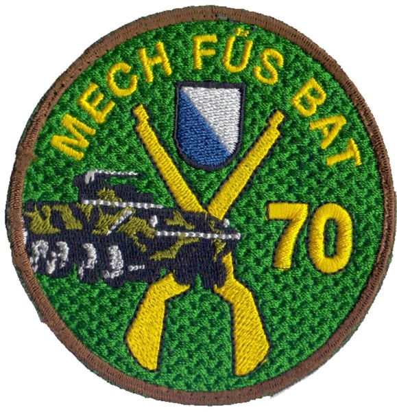 Picture of Mech Füs Bat 70 braun