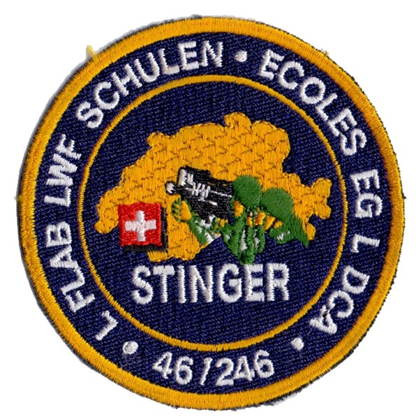 Picture of Flab RS Stinger Abzeichen 46/246
