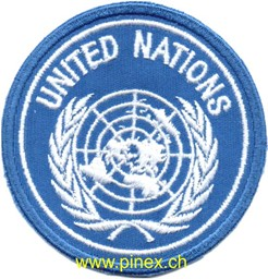 Bild von United Nations Badge
