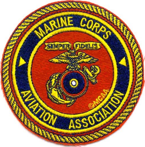 Bild von US Marine Corps Aviation Association Patch Abzeichen