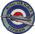 Picture of Royal Air Force Typhoon