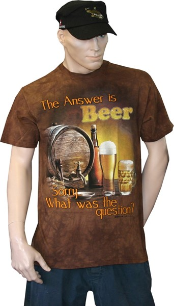 Photo de Bière amusant T-Shirt