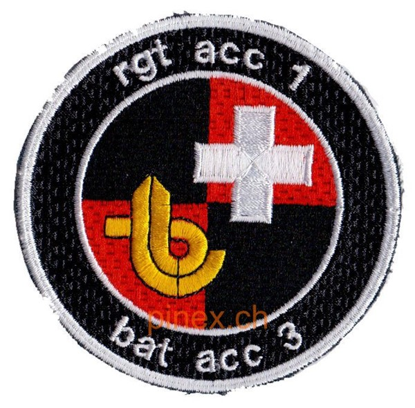 Picture of Rgt acc 1 bat acc 3 weiss