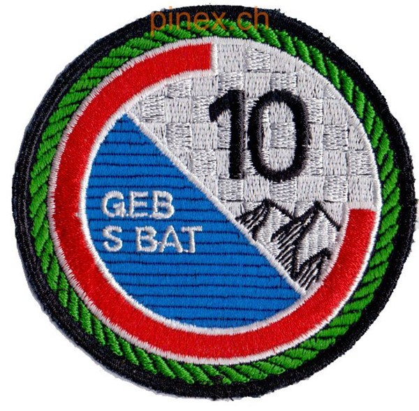 Picture of Geb S Bat 10  Rand grün